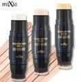 Nova Fundação Maquiagem Rosto Highlighter Shimmer E Destacando Pó Textura Cremosa Mixiu Marca Bronzer E Iluminador Vara