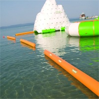 Water rock climbing or water iceberg inflatable toy size 4*4*1.8 M playing in summer water park used