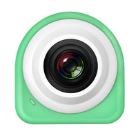 Mini Lifestyle Action Camera HD 1080P 20MP Camcorder 2 4g Remote Controller Wifi Module Magnetic And