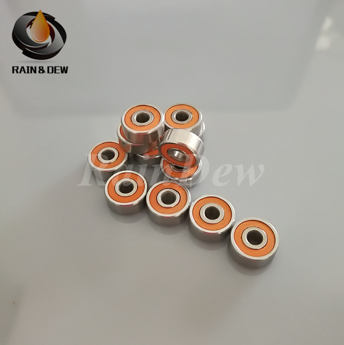 Free Shipping 10PCS SMR103 2OS CB ABEC7 3X10X4mm Stainless Steel Hybrid Ceramic Bearing SMR103-2RS SMR103C 2OS free shipping 1pc s693 2os 3x8x4 cb abec7 hybrid ceramic stainless lube dry fishing reel bearing smr693c 2os a7 ld s693 2rs