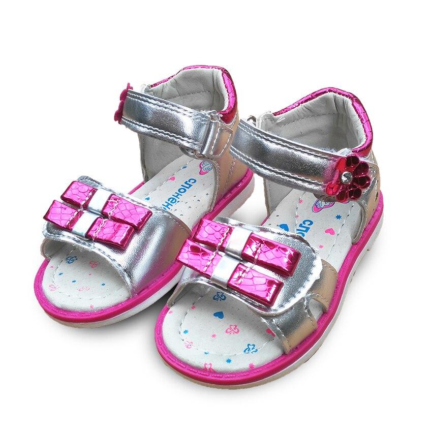 7e27e6e16806d Offre spéciale 1 paire or   argent et rose Bébé fille Des Enfants ...