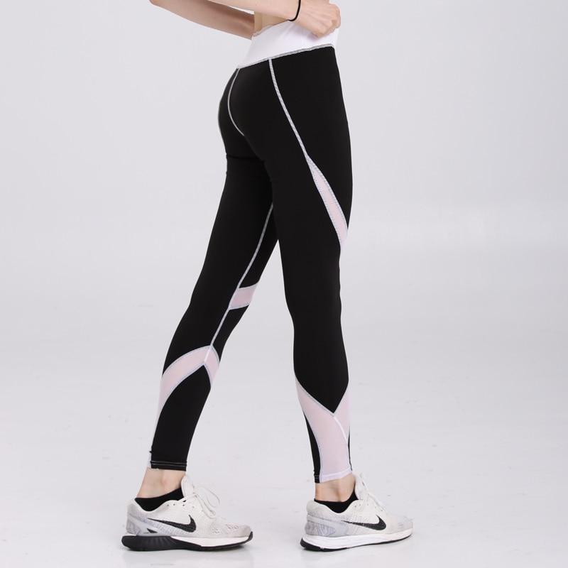 Yesello быстросохнущие Готический Легинсы ботильоны-Длина леггинсы Push up Фитнес леггинсы Activewear брюки стрейч узкие джинсы Для женщин