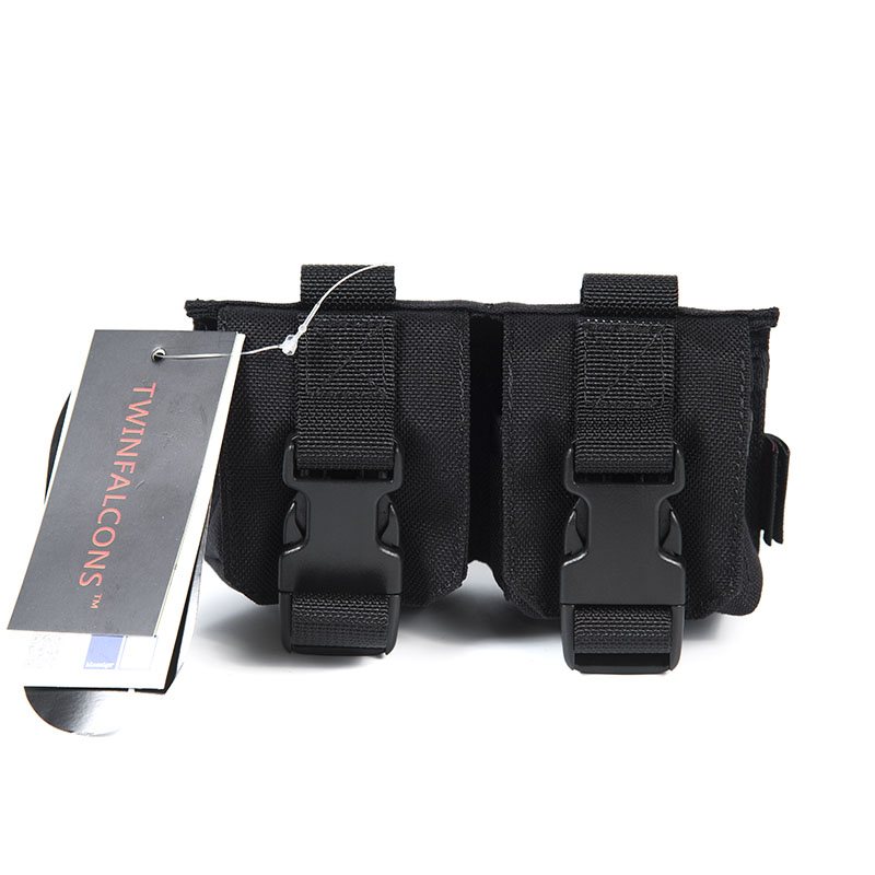 Double Grenade Pouch TW-M010-BK 800