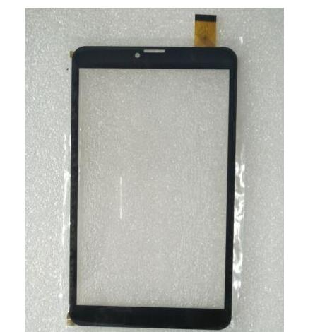 New Touch screen For 8 irbis tz861 3G TZ862 TZ863 Tablet Touch panel Digitizer Glass Sensor replacement Free Shipping new touch screen capacitive screen panel digitizer glass sensor replacement for 7 inch irbis tz55 3g tablet free shipping