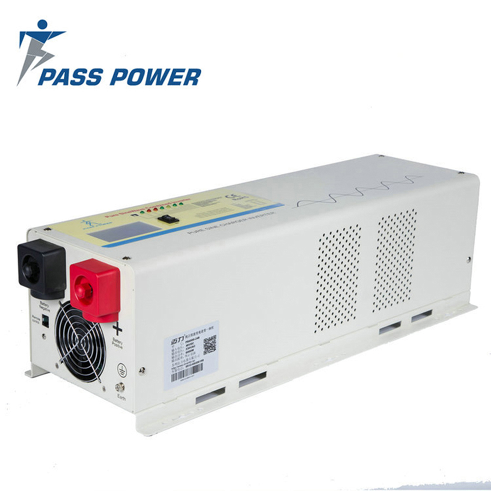 solar air conditioner home solar systems off grid inverter 6000w solar power inverter 24v/48v to 220v/230v/240v