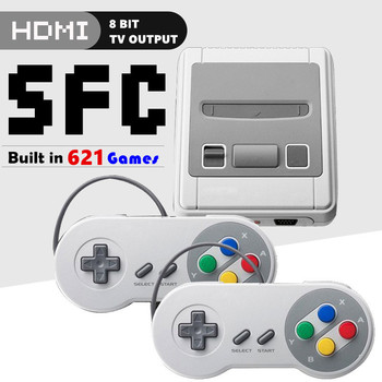 8 Bit Super Mini HDMI Family TV SNES Vid...