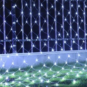 BEIAIDI 2x2M 3x2M 6x4M LED Net