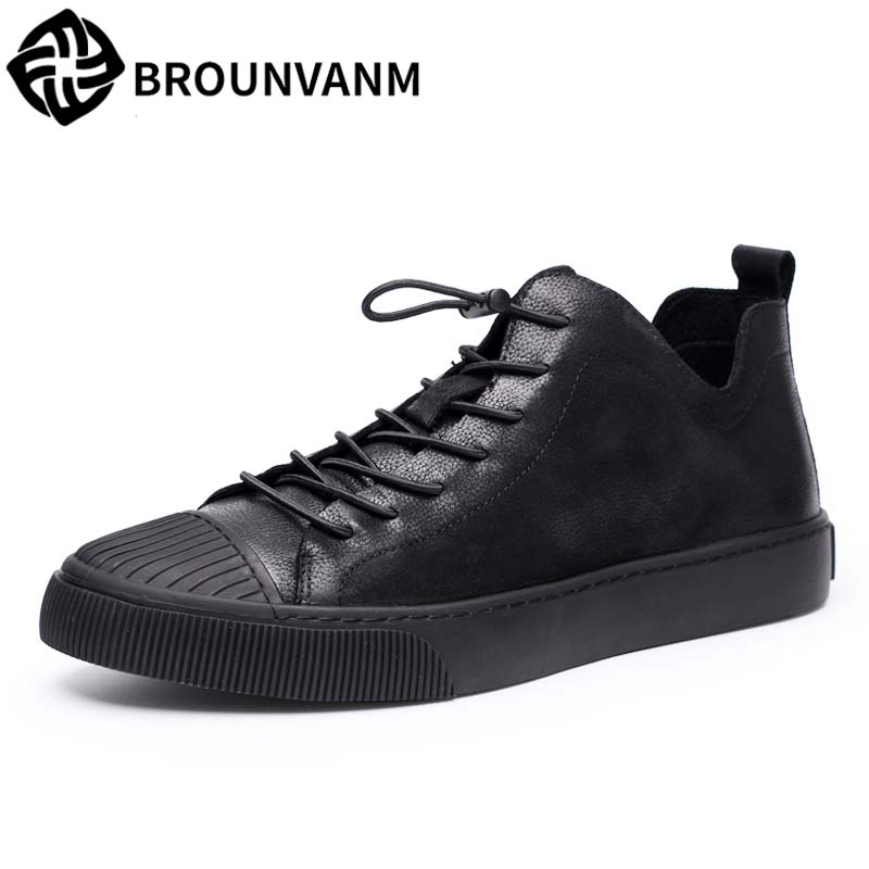 2017 new autumn winter British retro men leather shoes breathable sneaker fashion boots men casual shoes,handmade martin boots men s high boots korean shoes autumn winter british retro men shoes front zipper leather shoes breathable