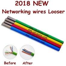 1 шт. новые сетевые инструменты сетевые провода свободнее Ethernet кабели свободнее