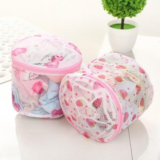 Impresso flor cesta de lavanderia para roupas sujas Malha Vestuário Roupa Interior produtos organizadores de armazenamento cesto de roupa suja cesta de armazenamento em casa