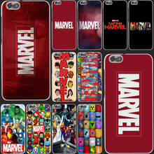 9701-OIE Luxury marvel Hard Case Cover for Huawei P6 P7 P8 Lite P9 Plus & Honor 6 7 4C 4X G7