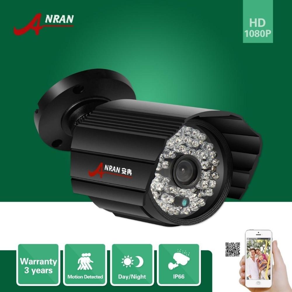 ФОТО ANRAN CCTV H.264 Onvif 2.0 MegaPixel 1080P Full HD Outdoor Waterproof 48 IR Camera Home Security Video Network IP Camera