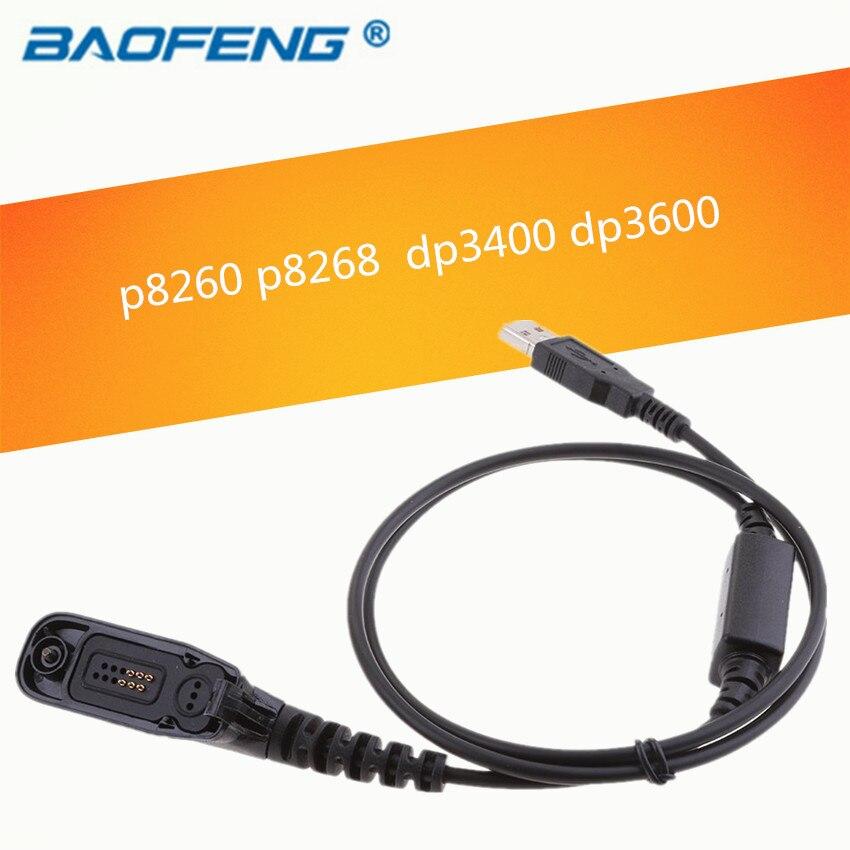 bilder für Zweiwegradio zubehör usb programmierkabel für motorola p8260 p8268 radios dp3400 dp3600