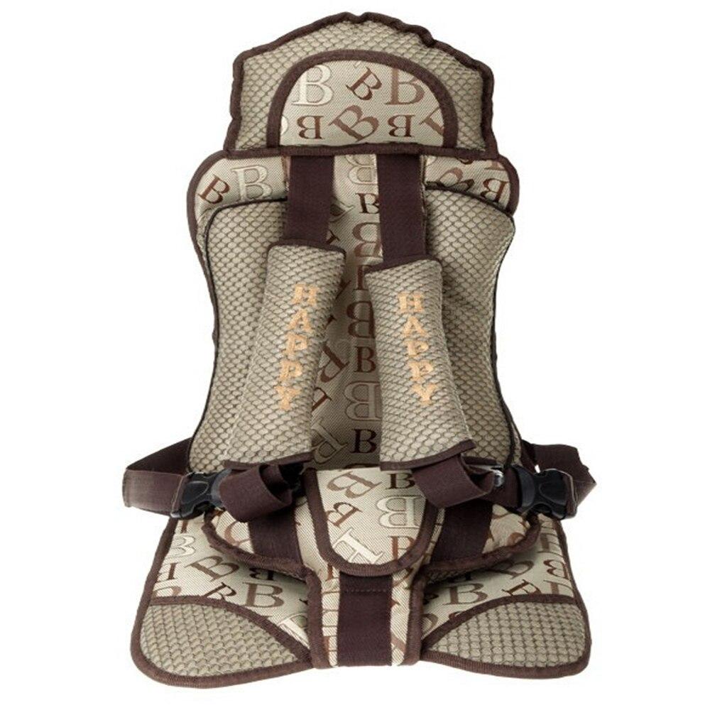Popüler Bebek Güvenliği Araba Koltukları Taşınabilir Rahat Bebek Oto Koltuğu Güvenli Çocuk Koşum Taşıyıcı Çocuk Araba Yastık Kapakları