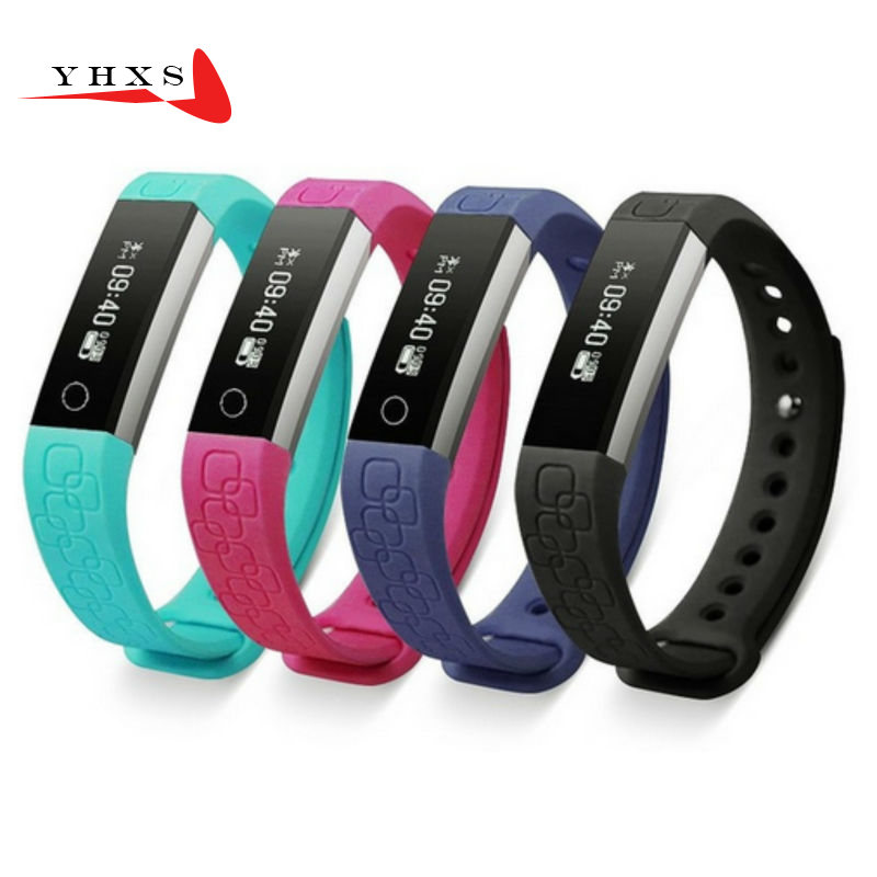 IPX6 Waterproof Smart Wristband Smart Bracelet Health Fitness Tracker Heart Rate
