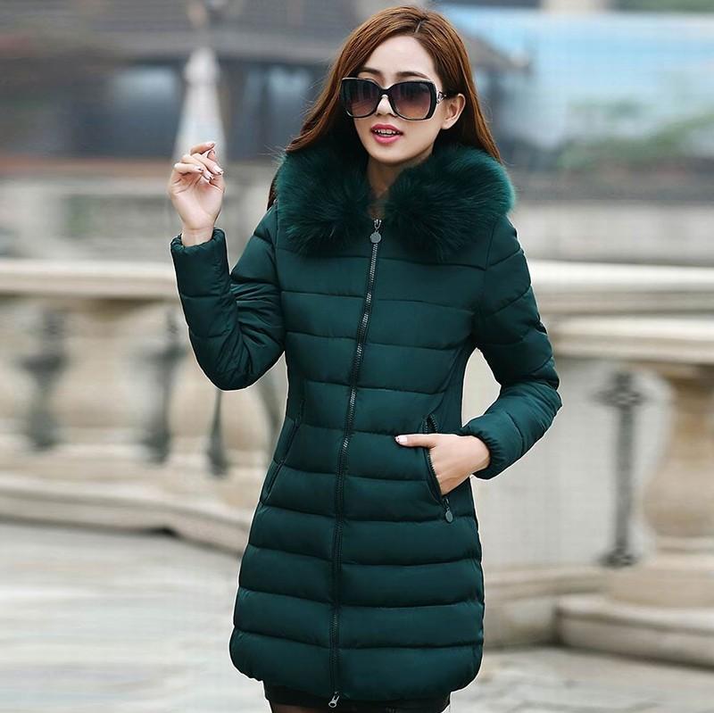 women winter coats women winter jacket women Womens Winter Jackets And Coats 2016 Thick Warm Hooded Down Cotton Padded Parkas For Women's Winter Jacket Female Manteau Femme (5)
