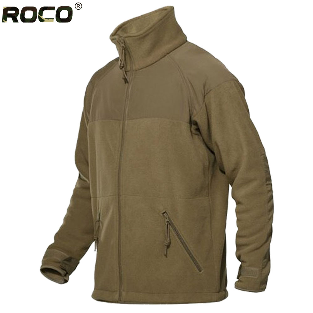 Windblock Fleece Jacket Promotion-Shop for Promotional Windblock ...
