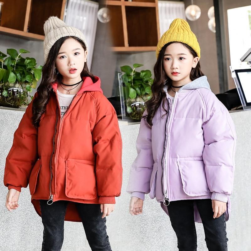 Fashion 2019 Baby Girl Winter Coat Jacket Children Down -7816