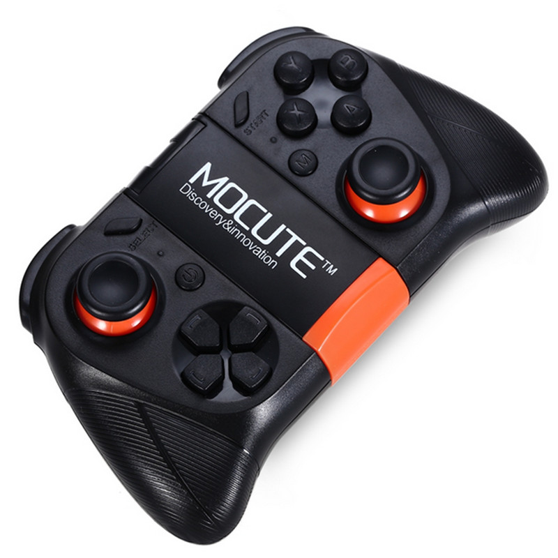 MOCUTE 050 Wireless Gamepad Bluetooth 3.0 Gmae Controller Joystick Mini Gamepad For AndroidiSO Phones Android Smartphone TV BOX  цена и фото