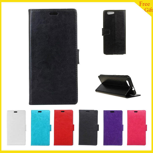 For ZTE Blade A512 Case Luxury Wallet PU Leather Flip Case For ZTE Blade A512 A 512 Case Phone Protective Back Cover Fundas Capa