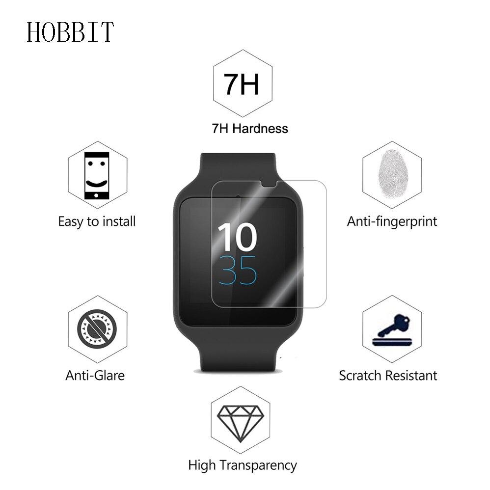 33e9b2306 3 Pack para Smartwatch 3 de Sony SWR50 Anti shock 7 H Nano Protector de  pantalla a prueba de explosiones de alta definición reloj inteligente  película en ...