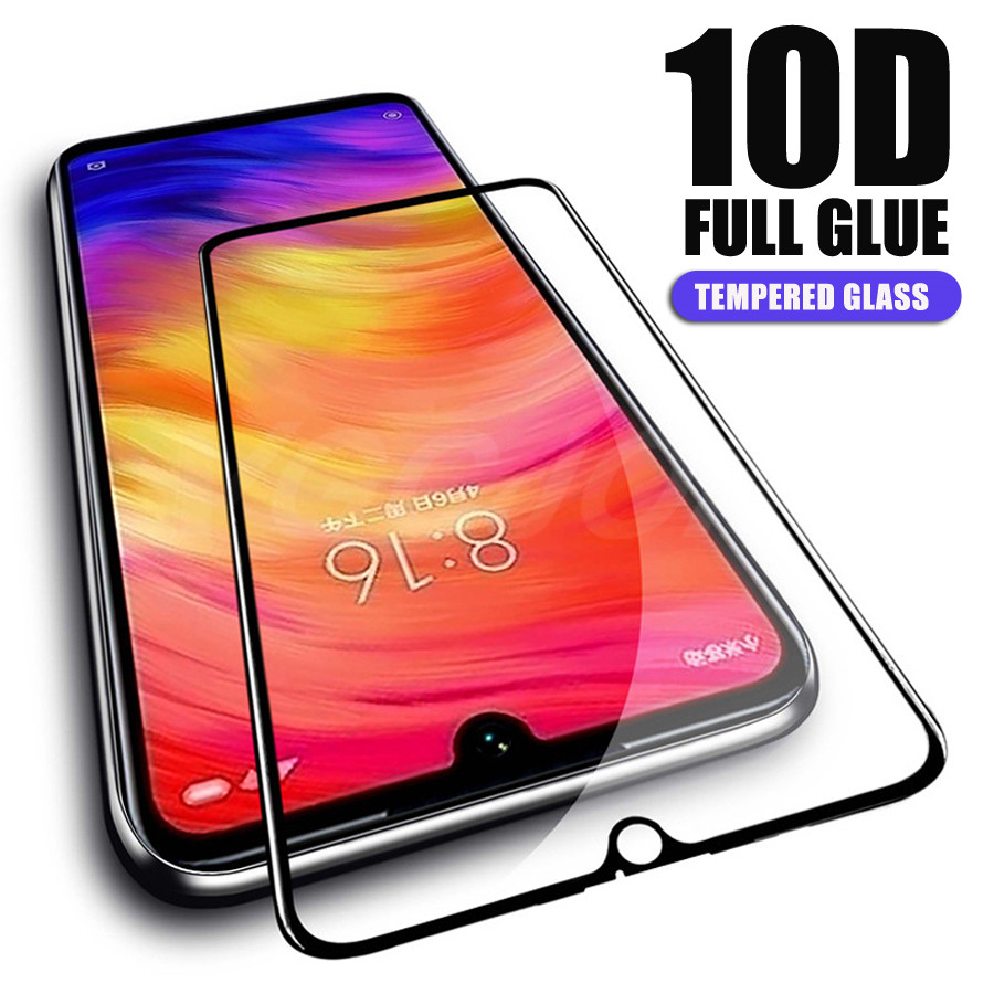 Full Glue Cover Tempered <font><b>Glass</b></font> For <font><b>Xiaomi</b></font> <font><b>Mi</b></font> <font><b>9</b></font> Mi9 SE 9se <font><b>Screen</b></font> <font><b>Protector</b></font> <font><b>Glass</b></font> on the For Redmi 7 Note 7 note7 Protective Film image