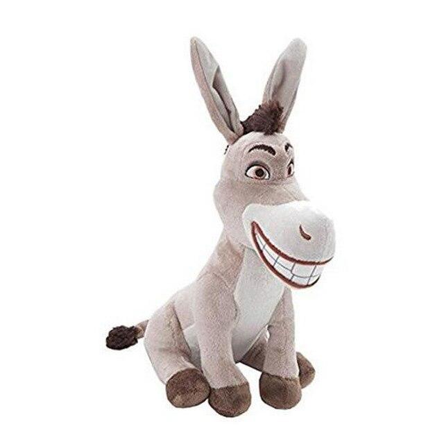 Shrek Donkey Plush Toys Shrek the Third Donkey Plush Movie Gift 26cm