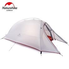 NatureHike 1 Mann Leichte Zelt Im Freien Wandern Rucksackreisen Radfahren Ultralight Wasserdicht Einzigen 1 Personen Zelt