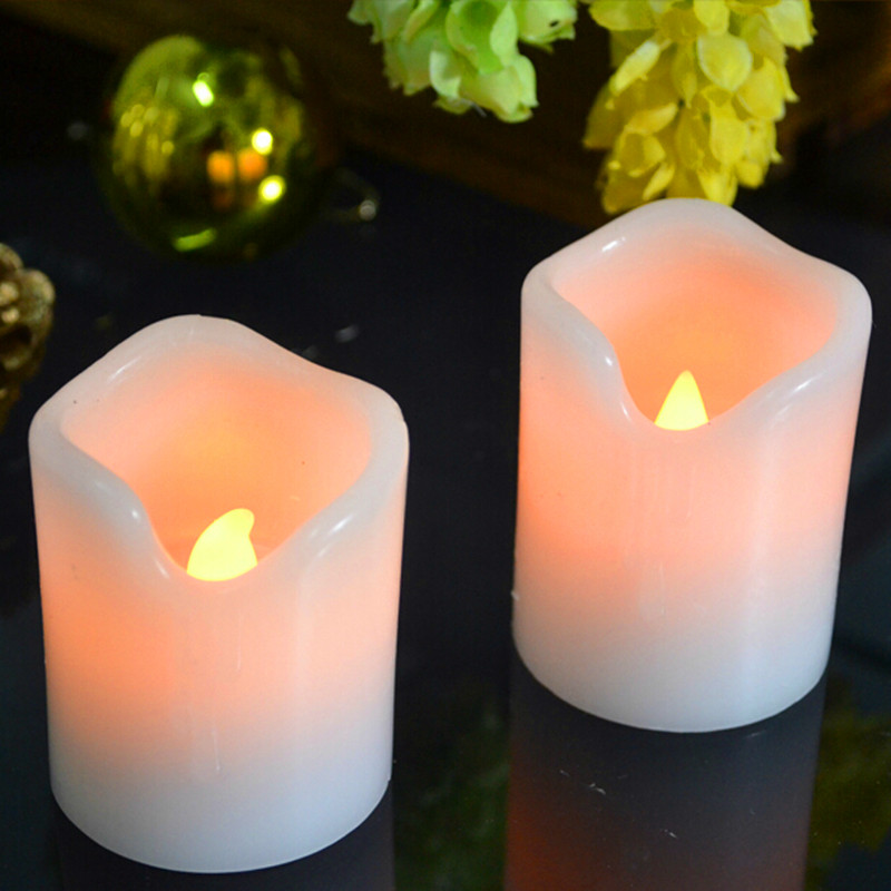 buy LED Light Candle Bulb fancy LED Electronic tea candles lamp Christmas New year festive wedding decorations home night light X pic,image LED lamps offers