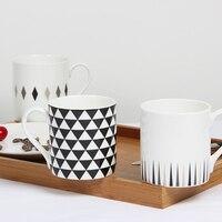 Завтрак кружки, Европейский стиль кофе, костюм для кофе и черный чай, milkfree доставка