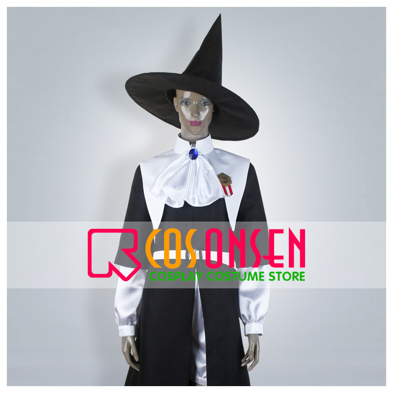 COSPLAYONSEN Magi The Labyrinth of Magic Titus Alexius  Cosplay Costume Suit All Sizes Halloween Costume Custom Made
