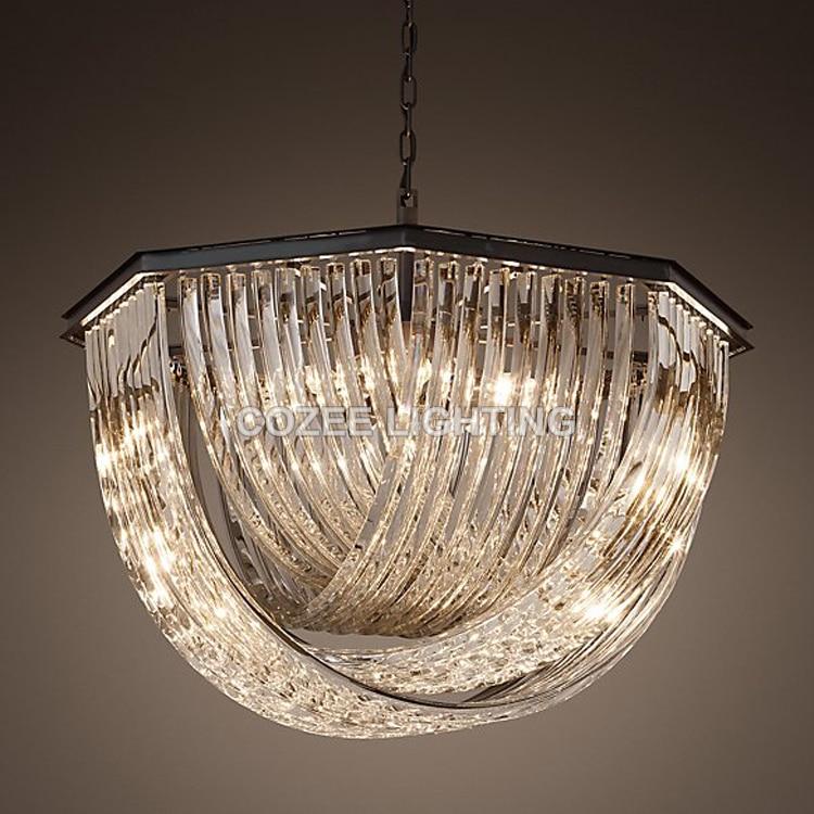 Vintage Crystal Chandelier Lighting Candle Chandeliers Rh