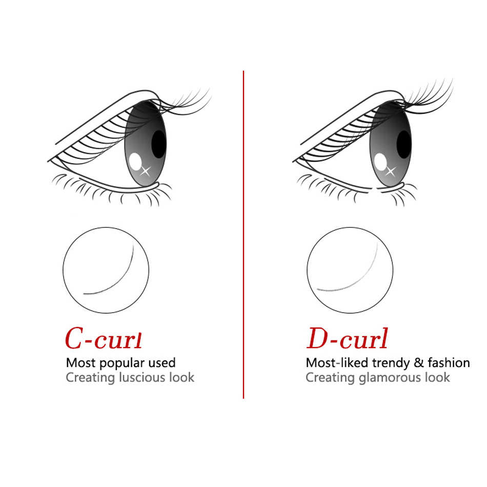 021b188cac7 Detail Feedback Questions about Buzz Lashes 16 lines 4pcs Premade 3d ...
