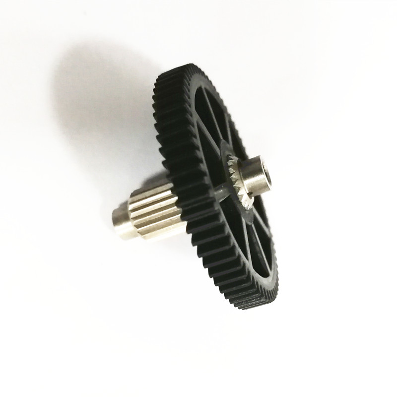 3D Printer Accessories Titan Extrusion Wheel Extruder Gear 0.4 Modulus 22 Teeth Stainless Steel Gear Assembly