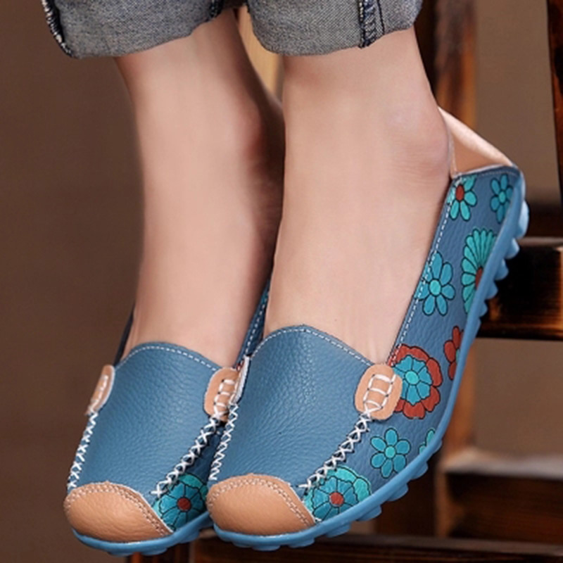 Women flat PU Leather shoes 2018 new fashion pu cut outs Outdoor boat flat home soft superstar shoes Female summer women flats new fashion pu leather shoes moccasins comfortable loafer cut outs leisure 2017 flat women casual shoes dt948