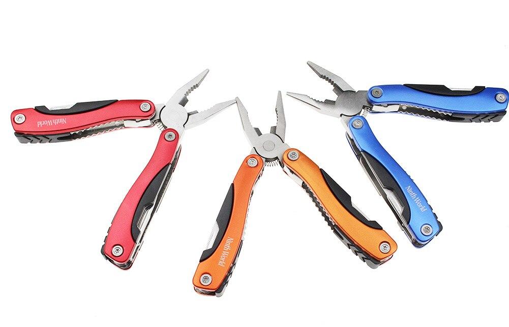 Multi Zange Freien Camping Folding Messer Hand Werkzeug Kombination Edc Tragbare Weibliche Lange Nase Zange Handwerkzeuge