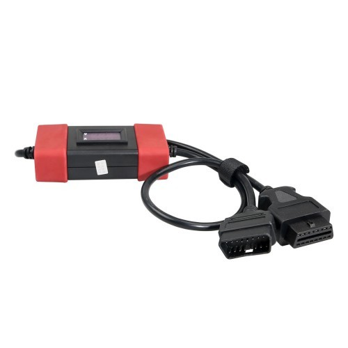Launch 12V to 24V Heavy Duty Truck Diesel Adapter Cable for X431 Easydiag2.0/3.0 Golo Carcare