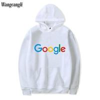 Für ES Google Microsoft Harajuku frauen Männer Gedruckt Pullover Jack Lässig Stil Sweatshirts Männer Tops Plus Größe 4XL xxs wangcangli