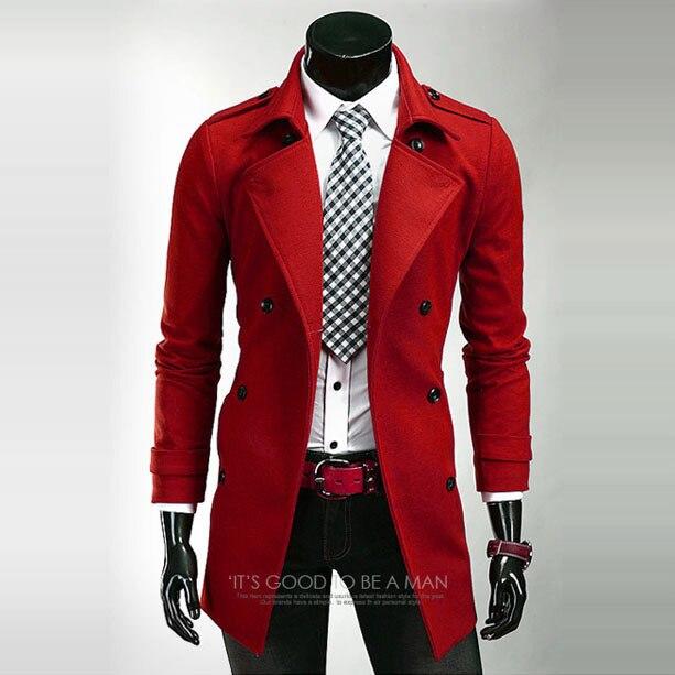 Designer Coats Mens Photo Album - Reikian