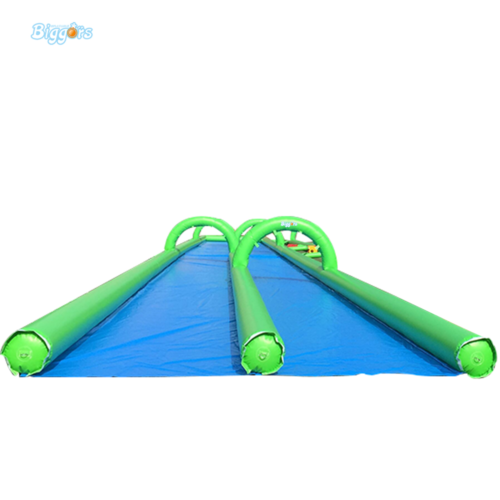 Free Shipping Hot Sell 1000 FT Slip n Slide Inflatable Slide The City For Summer Water Games free shipping hot commercial summer water game inflatable water slide with pool for kids or adult