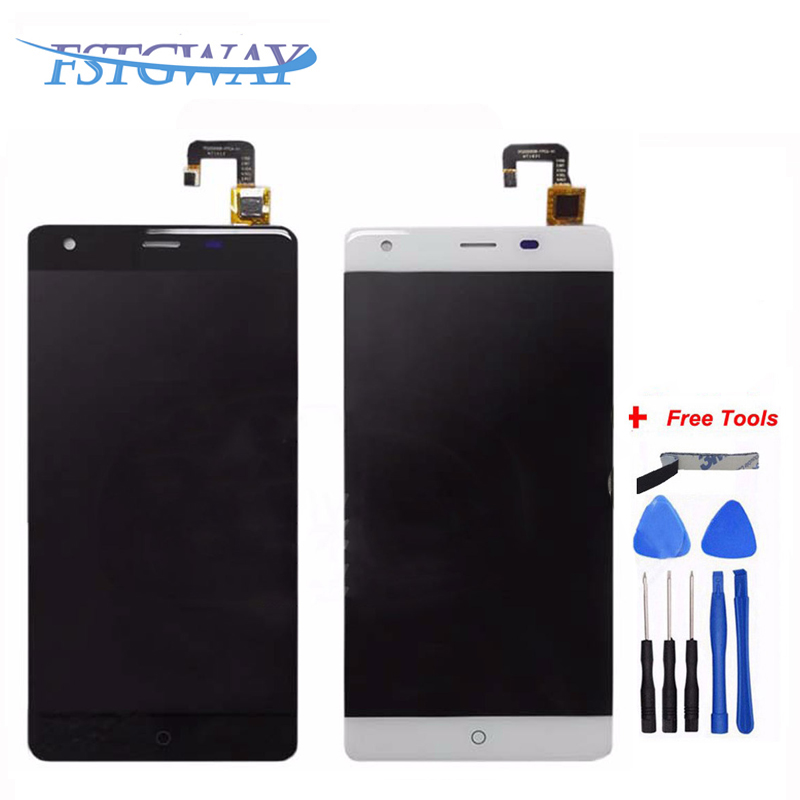 FSTGWAY For Ulefone Power LCD Display Screen Digitizer Assembly Replacement lcd +Free Tools