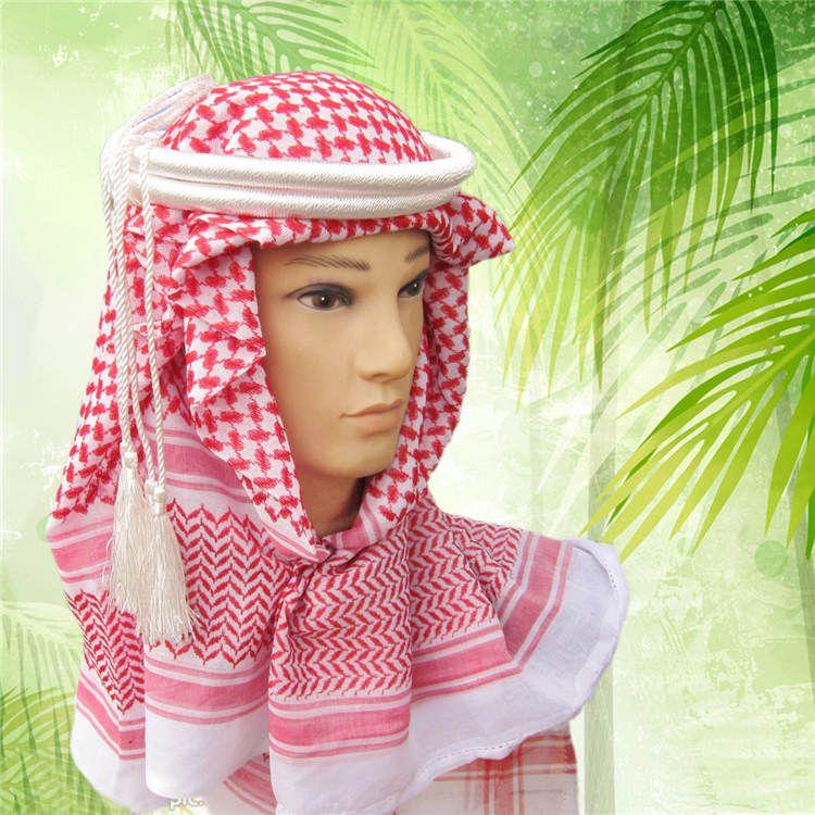 Aliexpress Buy Free Shipping 2017 Muslim Hijab Tactical Arabic Keffiyeh Arab Scarf Islamic Headscarf Shemagh Agal 62905 From Reliable