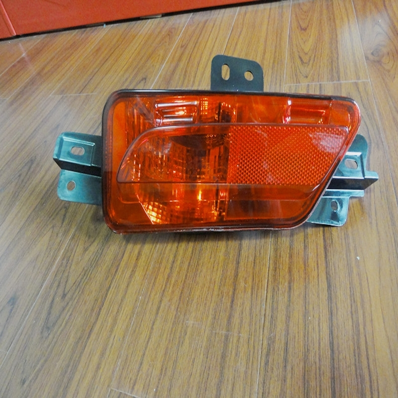 1Pcs Left Side Rear Bumper Light LH Tail Fog Lamp Without Bulb For Peugeot 408 2013 друза раухтопаз s