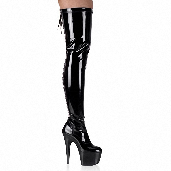 Popular Thigh High Boots 3 Inch Heel-Buy Cheap Thigh High Boots 3 ...