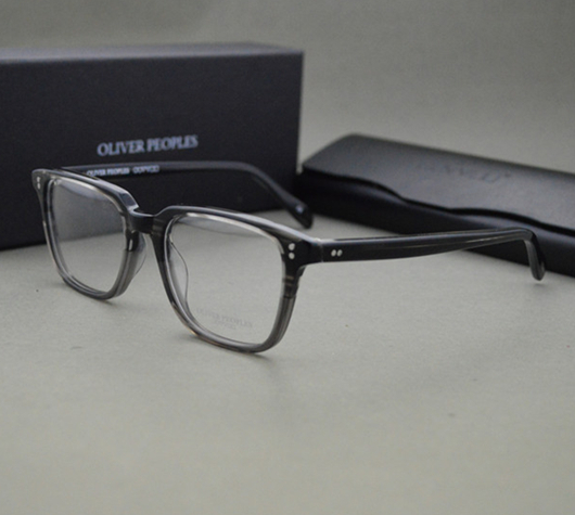 f0469a5b542 2015 Famous Brand Oliver Peoples NDG 1 P Square Vintage Myopia Glasses Frame  Men and Women Retro Plate Eyeglasses Eye glasses xi-in Eyewear Frames from  ...