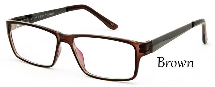 Black Square Eyeglasses (3)