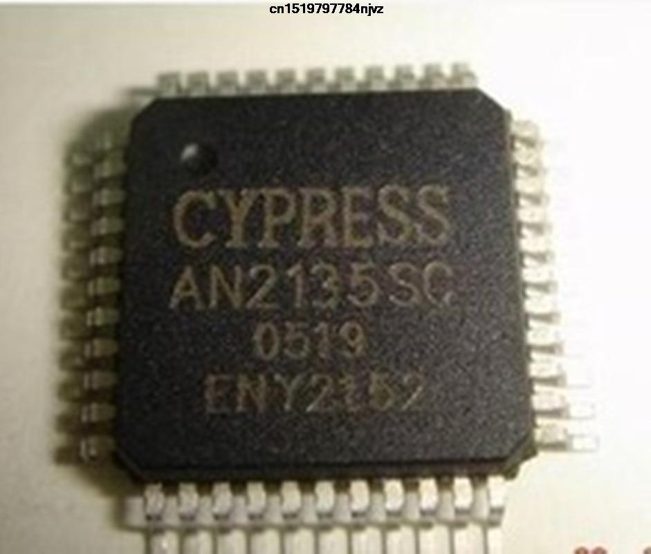 AN2135SC AN2135  QFP44  1PCS стол 2135