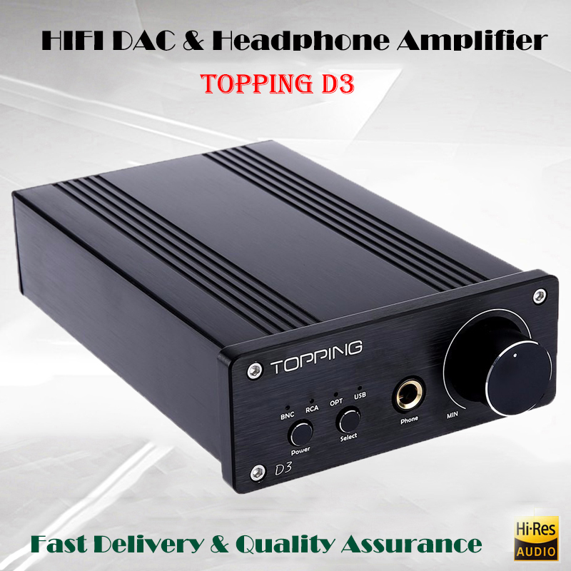 TOPPING D3 Mini USB DAC Amp Hifi Headphone Amplifier CS4398 Portable Decoder Amplifier Audio Power Amplificador 24bit/192khz 2017 new edition zero 637u 24bit 192khz usb dac decoder headphone amplifier amp