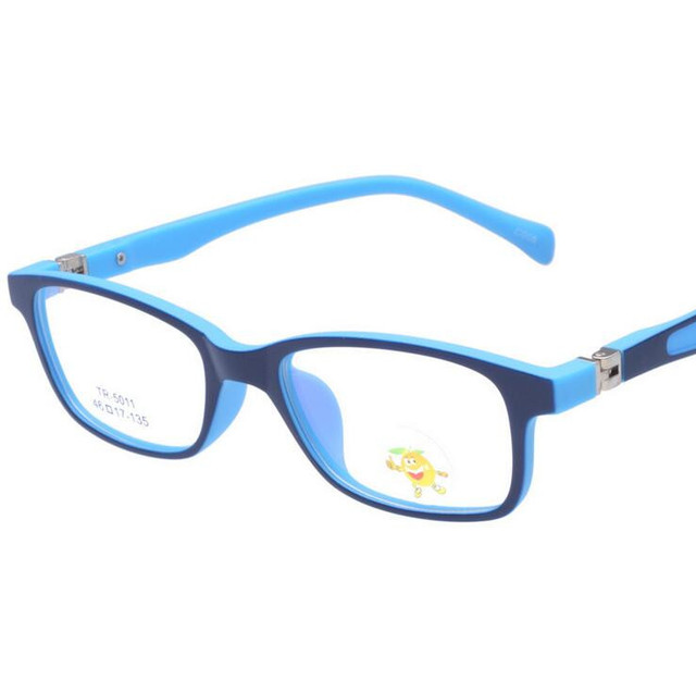 ff7ae76f2e1 Fashion Computer Child Glasses Frame Eyewear Frame Kids frame Fashion kid  glasses children TR Optical Lense Safe Boys Girls