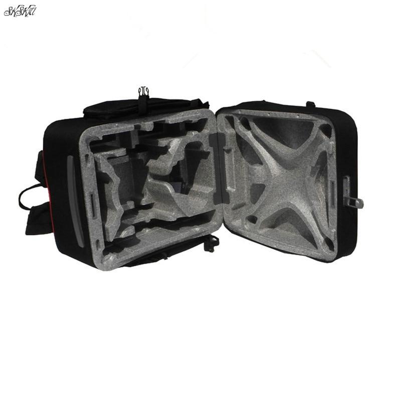 Phantom 4 Drone Original EVA Shell Storage Bag Handbag Bag Backpack For RC DJI Phantom 4 Phantom 4pro plus + Accessories квадрокоптер dji phantom 4 pro с экраном